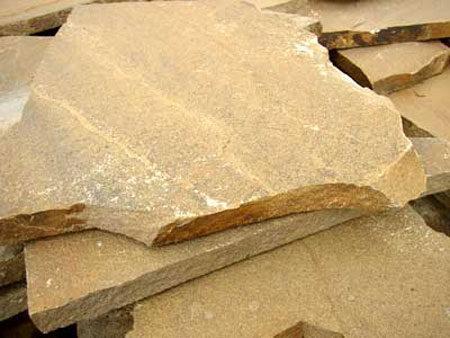 Пласты песчаника