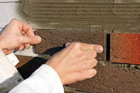 Монтаж плитки на стены