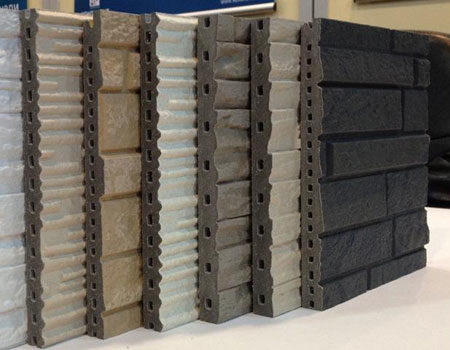 Фиброцементные панели для вентилируемого фасада