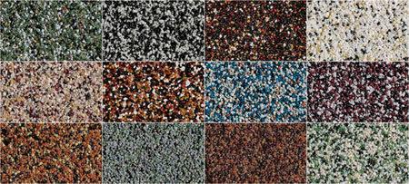 Виды минеральной штукатурки