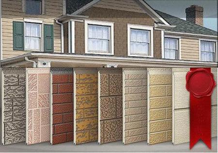 Стеновые панели для отделки фасада