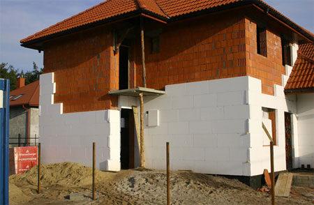 Утепление фасада пеноплексом расценка в